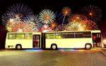 Автобус Party  Silver Bus прокат код 068