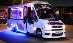 Автобус Party Bus Avatar прокат код 067