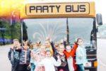 Аренда Party Bus автобус Пати Бас на детский день рождения вечеринку девичник