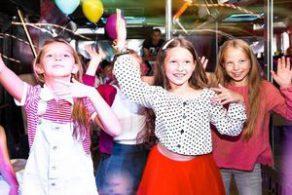 пати бас на детскую вечеринку детский день рождения