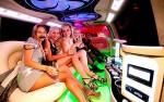 Прокат аренда лимузина на девичник Киев