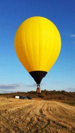Полет на воздушном шаре Лимон