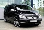 Прокат микроавтобуса и автобуса Киев Украина Mercedes Viano, Mercedes Vito, Mercedes Sprinter