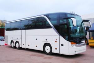 Прокат автобусов по Украине