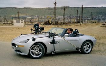 Gрокат автомобиля на съемки Rиев