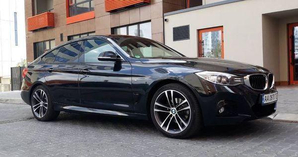 ВMW Gran Turismo М3 черный прокат аренда на свадьбуВMW Gran Turismo М3 черный прокат аренда на свадьбу