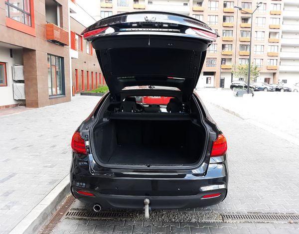 ВMW Gran Turismo М3 черный прокат аренда на свадьбу