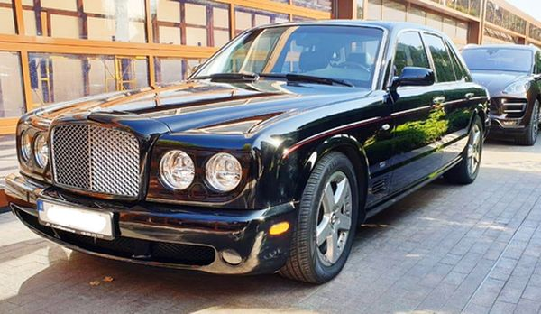 Vip-авто Bentley Arnage аренда киев