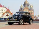 Ретро автомобиль Buick аренда Киев цена