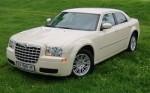 Chrysler 300C ванильный прокат авто