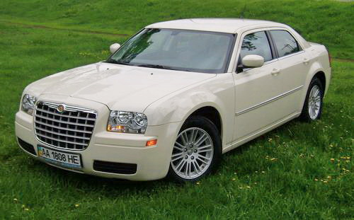 Chrysler 300C vanil