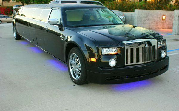 Chrysler 300C Rolls-Royse Phantom