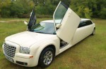 Лимузин Chrysler 300C ванильный аренда код 013