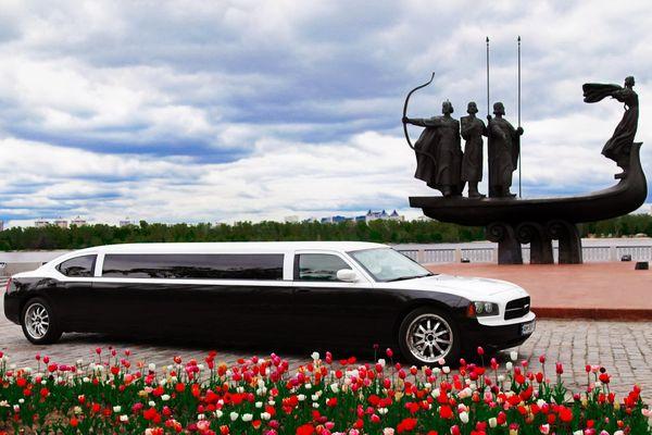 Charger Limo аренда лимузина на свадьбу на прокат