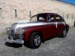 Ретро автомобиль GAZ Pobeda 1957 год аренда код 215