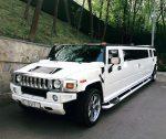 Лимузин Hummer H2 аренда Киев цена