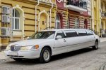 Лимузин Lincoln Town Car 120 аренда код 037