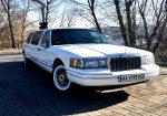 Лимузин Lincoln Town Car на прокат в Киеве цена код 052