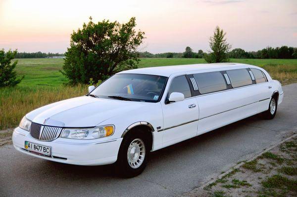 Lincoln Town Car 120 аренда на свадьбу