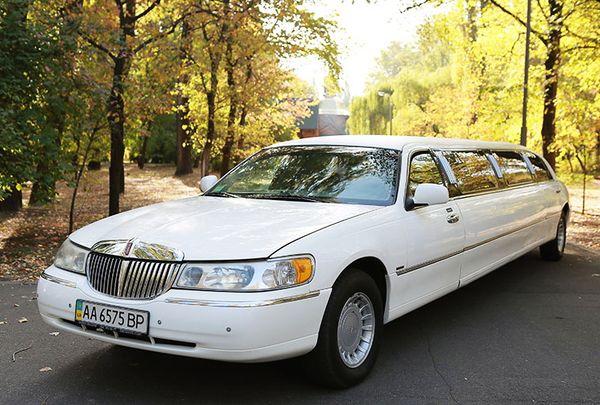 Lincoln Town Car 120 Elit аренда лимузина на свадьбу
