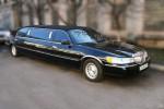 Лимузин Lincoln Town Car черный арендовать код 051