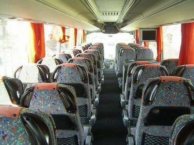 Man C аренда автобуса 50 мест