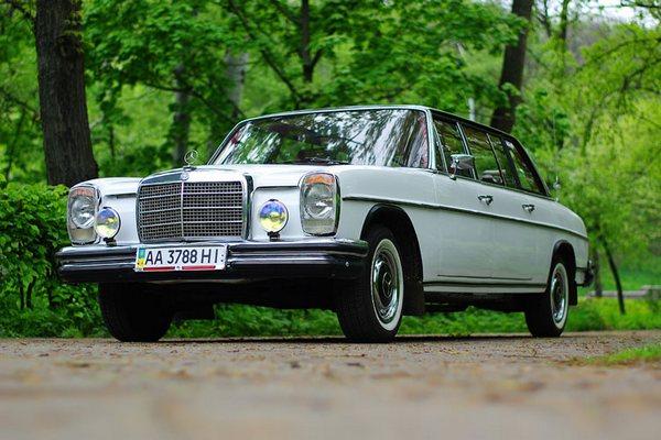 Mercedes 1969
