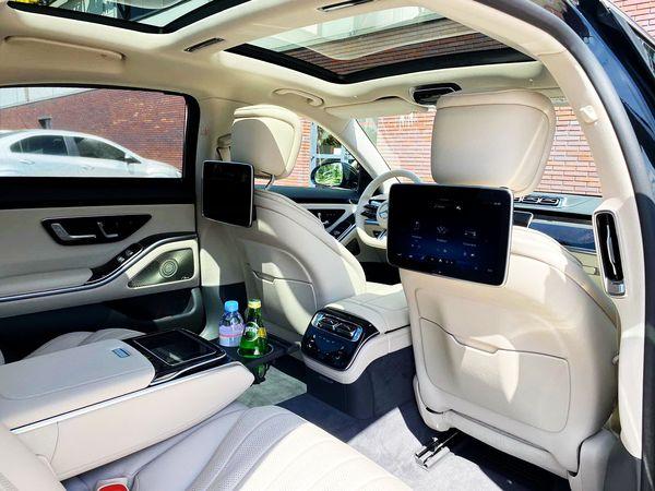 Vip авто Mercedes 223 заказать на свадьбу трансфер борисполь