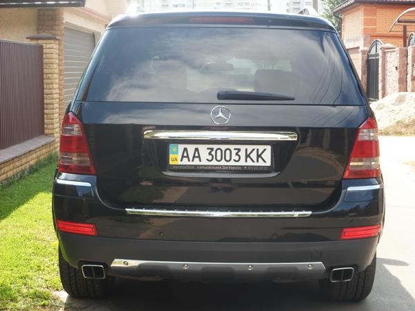 Mercedes GL550 AMG