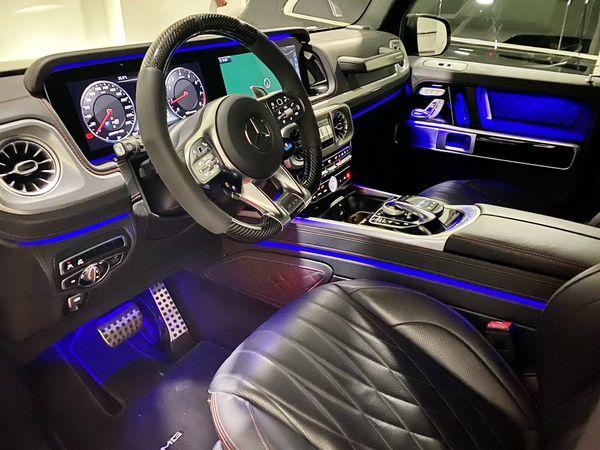 MERCEDES G63 AMG G-MANUFAKTUR аренда с водителем без водителя