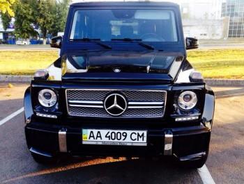 Mercedes Gelentwagen AMG кубик
