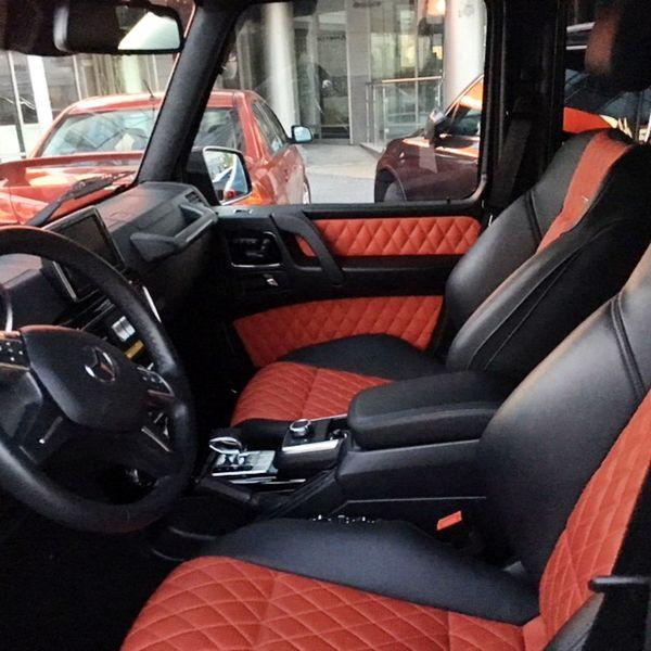 Gelentwagen AMG63 оригинал 2014 года