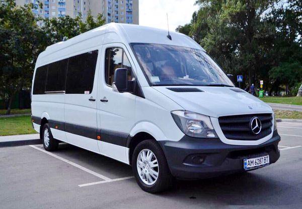 Mercedes Sprinter заказать в киеве