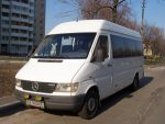 Микроавтобус Mercedes Sprinter белый на 18 мест Киев цена