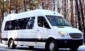 Mercedes-Sprinter-20 мест на свадьбу киев