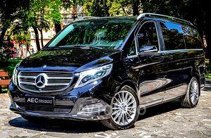 прокат аренда Mercedes V класс в Киеве