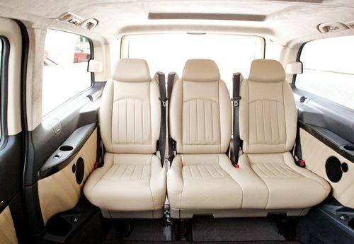 Mercedes Viano черный 2013 рестайлинг