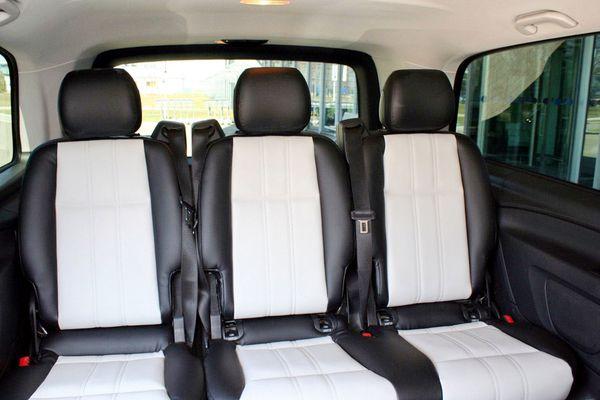Микроавтобус Mercedes Vito 447 аренда киев