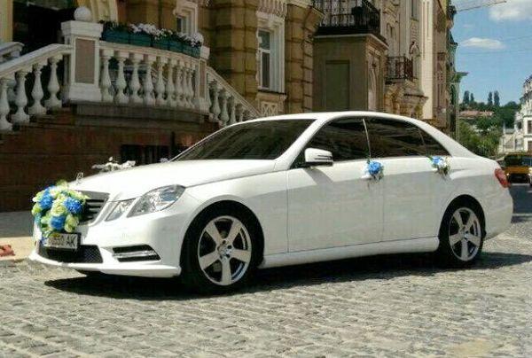 W212 NEW белый аренда