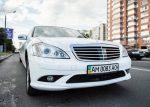 Лимузин Mercedes W221 S600 прокат код 031