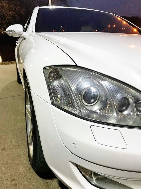 Mercedes W221 S550 заказать на свадьбу в киеве