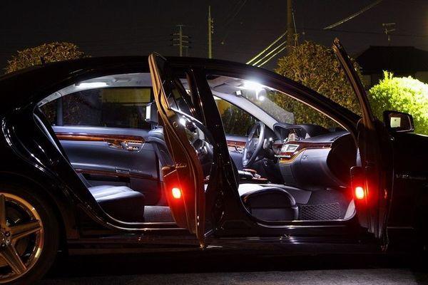 Vip-авто Mercedes W221 S65L AMG