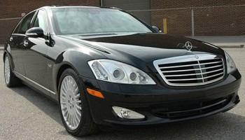 Mercedes W221 S550