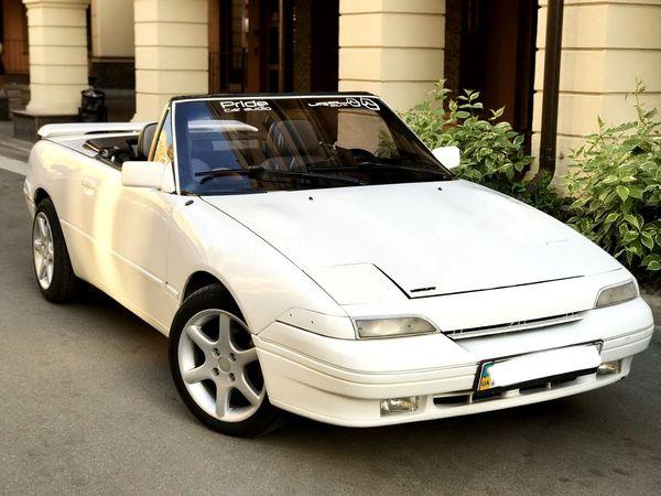 Mercury Capri XR2 заказать кабриолет на свадьбу