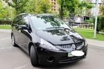 Минивэн Mitsubishi Grandis black аренда Киев цена