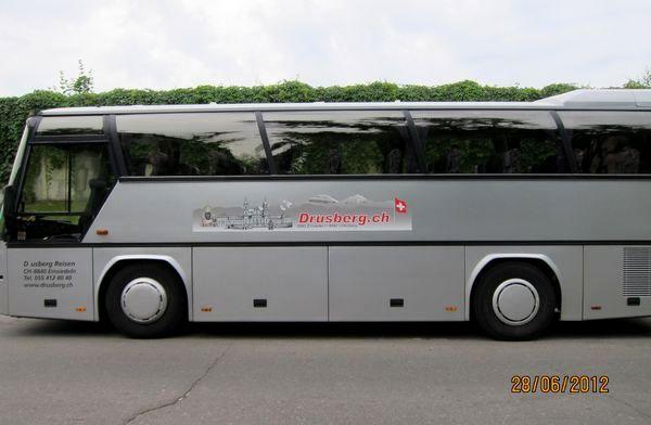 Автобус Neoplan прокат