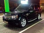 Внедорожник Range Rover Sport прокат Киев джип цена