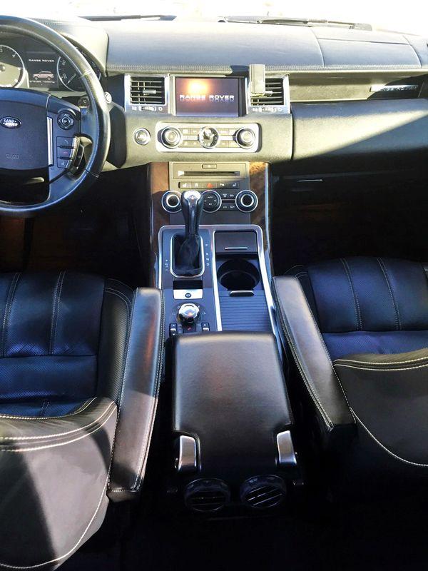 Range Rover черный аренда рендж ровера на свадьбу