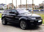Range Rover Evoque черный  прокат аренда код 255