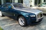 Vip-авто Rolls Royce Ghost аренда Киев цена